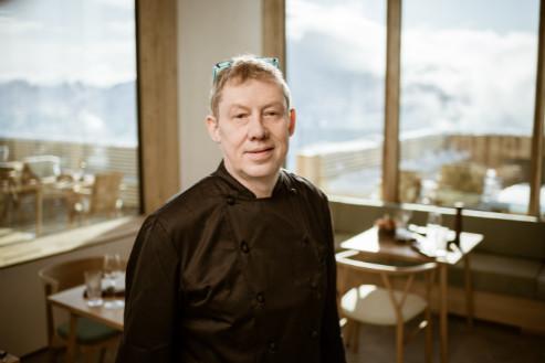 Markus Neff Bergrestaurant Gütsch Andermatt
